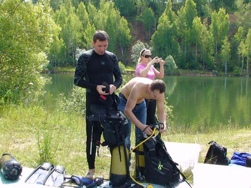 тула карьеры для рыбалки